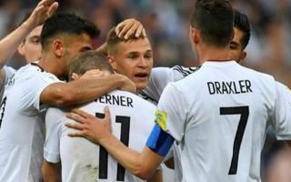 Almanya ve Şili yarı finale yükseldi!