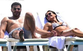 Ebru Şallı ile evli çıkan sevgilisinin tatili iptal oldu!