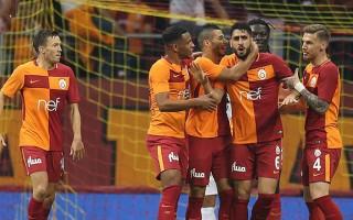 Galatasaray sezona fırtına gibi başladı!