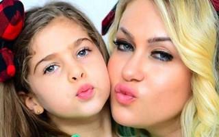 Yeliz Yeşilmen'in kızı kızgın yağla yandı!