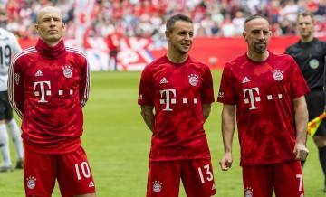 Bundesliga'da şampiyon Bayern Münih!
