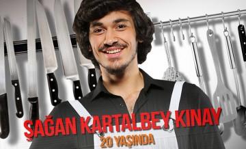 MasterChef Şağan Kartalbey Kınay kimdir?