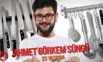 MasterChef Ahmet Görkem Süngü kimdir?