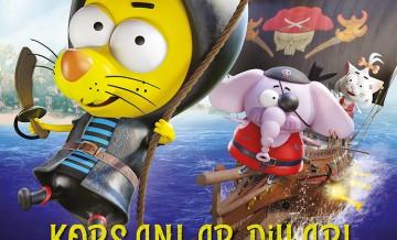 Kral Şakir 'Korsanlar Diyarı' ile 4 Ekim'de sinemalarda!