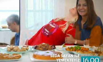 Seda Sayan ile Yemekteyiz'in yeni bölüm tanıtımı sizlerle...