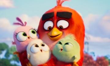 Netflix'ten 'Angry Birds' animasyon serisi!