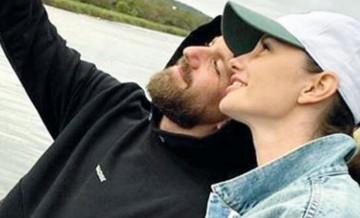 Yasemin-İzzet Özilhan çiftinin sonbahar aşkı!