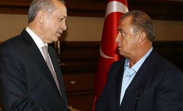 Cumhurbaşkanı Erdoğan, PSV maçı için Galatasaray'a başarılar diledi