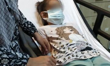 4 yaşındaki kardeşi balkonda aşağı itti, ağaç sayesinden ölümden döndü