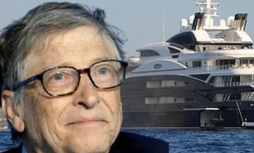 Bodrum'dan Bill Gates geçti! Ödediği hesap dudak uçuklattı