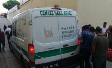 Mardin'de bir razide silahla vurulmuş erkek cesedi bulundu