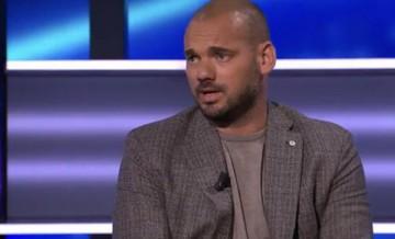 Sneijder'den şok sözler! 'Bir daha oynamaz'