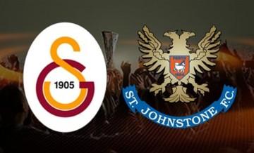 Galatasaray St. Johnstone maçı saat kaçta hangi kanalda?