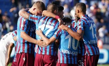 Bakasetas attı, Trabzon 3 puanı aldı