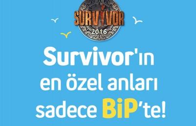 BiP Survivor CAPS Yarışması Seni Bekliyor!
