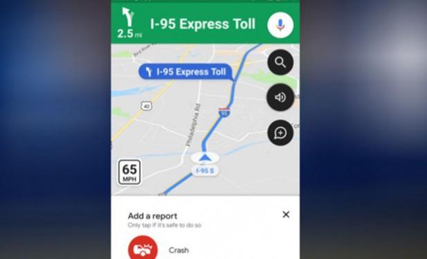 'Google Haritalar'a kaza bildirimi özelliği