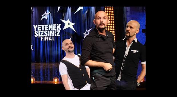 Yetenek Sizsiniz Türkiye ve Atalay Demirci