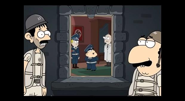Hitler Fırıldak Ailesi'nde