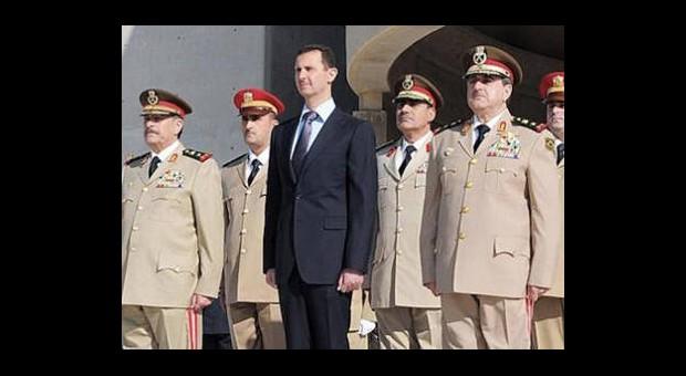 Suriyeli 7 General Türkiye'ye Sığındı