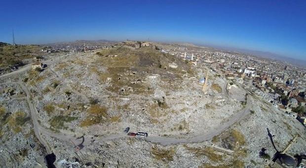 Nevşehir'in dev yeraltı şehri