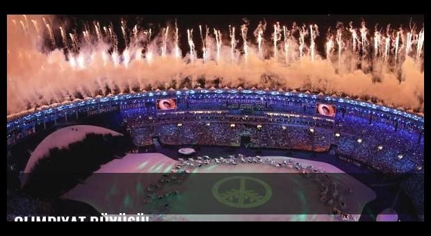 Olimpiyat Büyüsü!
