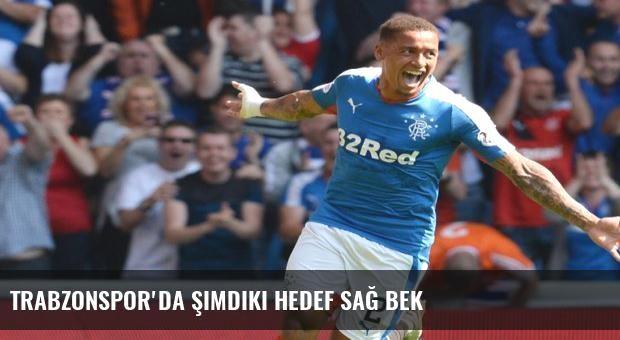 Trabzonspor'da şimdiki hedef sağ bek