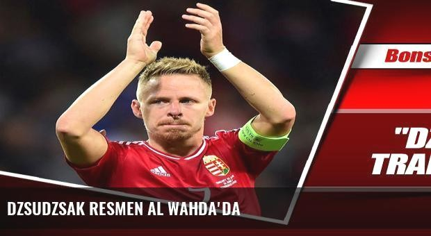 Dzsudzsak resmen Al Wahda'da