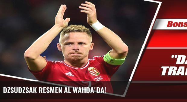 Dzsudzsak resmen Al Wahda'da!
