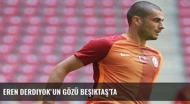Eren Derdiyok'un gözü Beşiktaş'ta