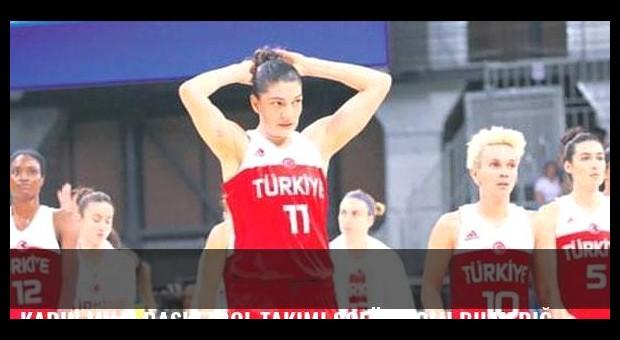 Kadın Milli basketbol takımı şoför yolu bilmediği için ısınmadan maça çıktı