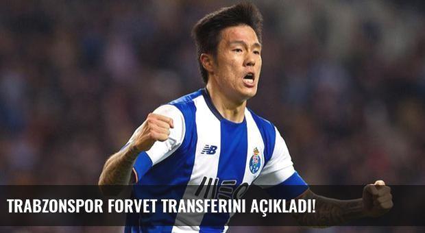 Trabzonspor forvet transferini açıkladı!