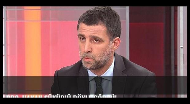 BBC, Hakan Şükür'ü böyle gördü!