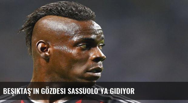 Beşiktaş'ın gözdesi Sassuolo'ya gidiyor