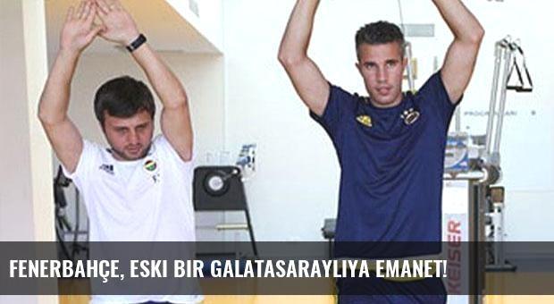 Fenerbahçe, eski bir Galatasaraylıya emanet!