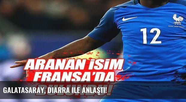 Galatasaray, Diarra ile anlaştı!
