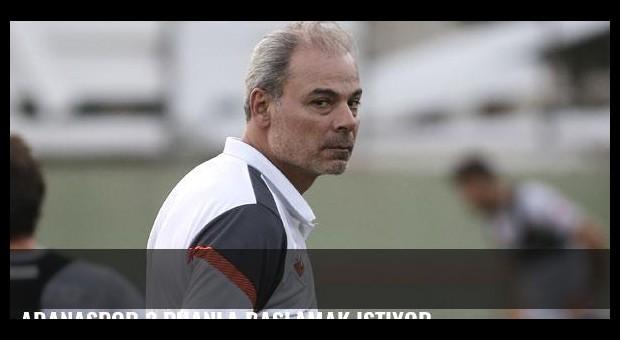 Adanaspor 3 puanla başlamak istiyor