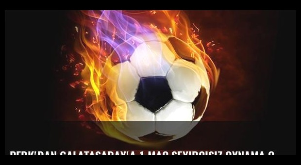 PFDK'dan Galatasaray'a 1 maç seyircisiz oynama cezası!