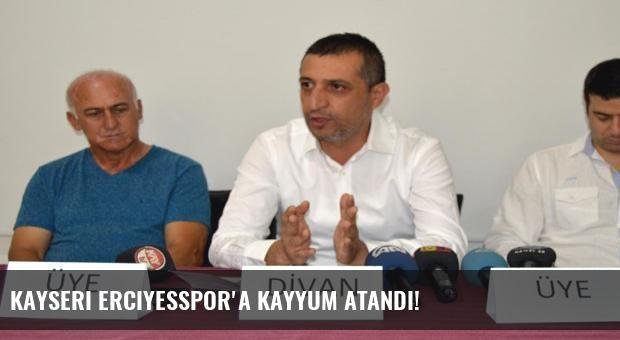 Kayseri Erciyesspor'a kayyum atandı!