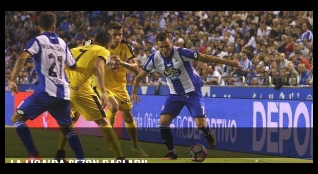 La Liga'da sezon başladı!