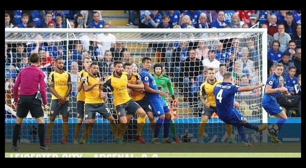 Leicester City - Arsenal: 0-0