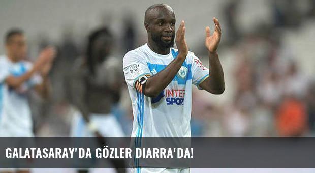 Galatasaray'da gözler Diarra'da!
