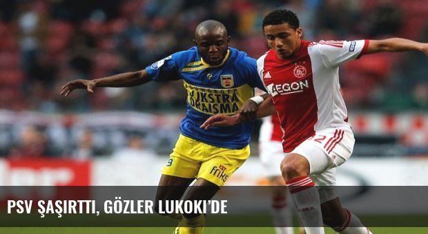 PSV şaşırttı, gözler Lukoki'de