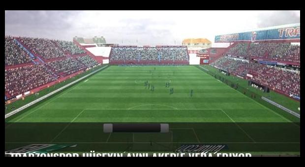 Trabzonspor Hüseyin Avni Aker'e veda ediyor