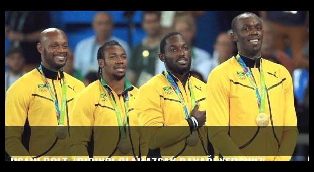Usain Bolt: 'Birinci olamazsak dayağı yersiniz'