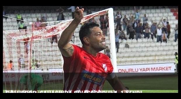 Boluspor, sahasında Sivasspor'u 4-1 yendi
