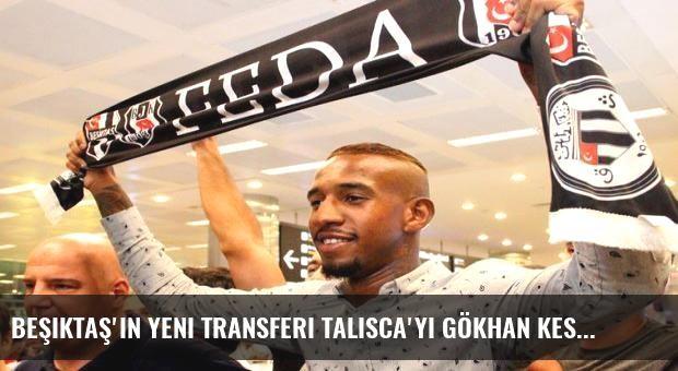 Beşiktaş'ın yeni transferi Talisca'yı Gökhan Keskin anlattı!