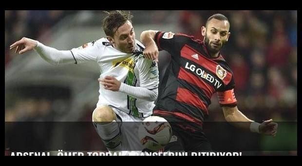 Arsenal, Ömer Toprak transferini bitiriyor!