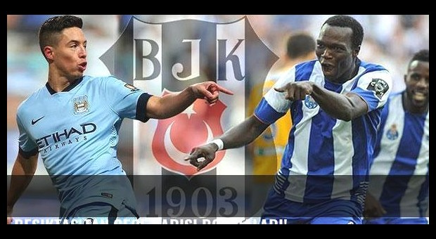 Beşiktaş'tan gece yarısı bombaları!