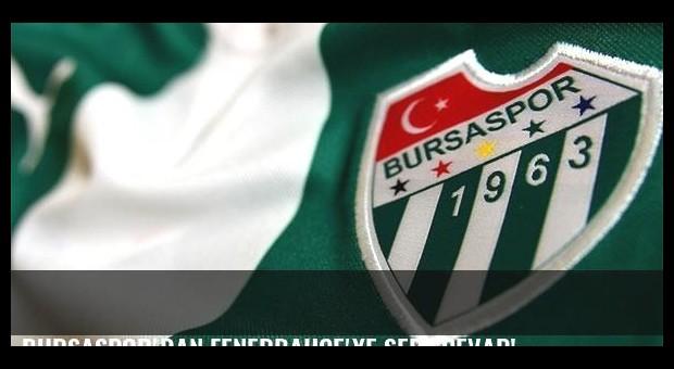 Bursaspor'dan Fenerbahçe'ye sert cevap!