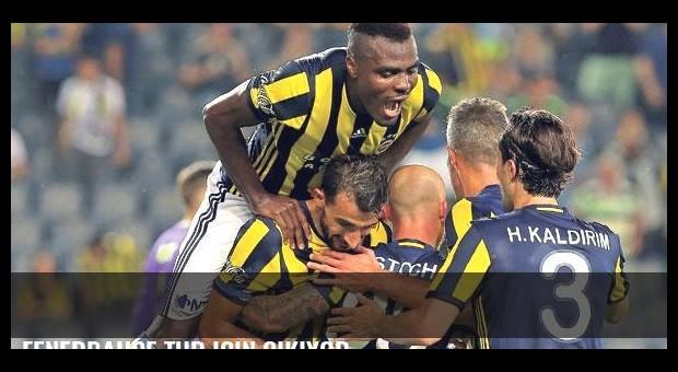Fenerbahçe tur için çıkıyor